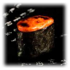 Запеченный гункан спайси угорь